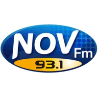 Logo of radio station NOV FM
