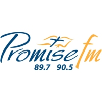 Logo of radio station KADV Promise FM