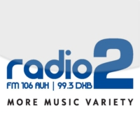 Logo of radio station Radio 2 UAE