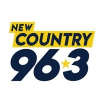 Logo of radio station KSCS New Country 96.3