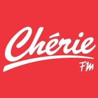 Logo de la radio Chérie FM Belgique