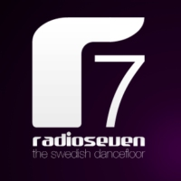 Logo of radio station RadioSeven