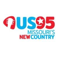 Logo of radio station US 95 KSTL