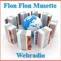 Logo of radio station Flonflon Musette