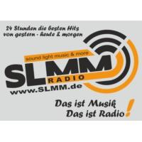 Logo of radio station SLMM