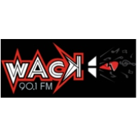 Logo of radio station WACK 90.1 FM