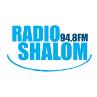Logo of radio station Radio Shalom