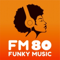 Logo of radio station FM 80 Funky Music