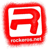 Logo of radio station rockeros.net