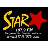 Logo de la radio WXST STAR 107.9