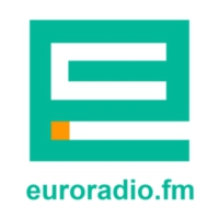 Logo of radio station Euroradio - Belarusian music