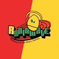 Logo of radio station Radio Wave Namibia