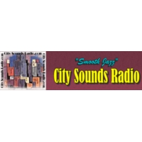 Logo de la radio City Sounds Radio