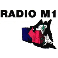Logo of radio station Radio-M1