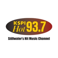 Logo of radio station Hot 93.7 KSPI-FM