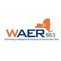 Logo of radio station WAER
