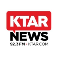 Logo of radio station KTAR News