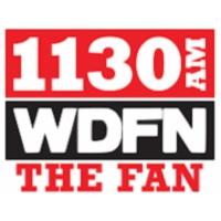 Logo of radio station 1130 WDFN