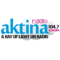 Logo of radio station Aktina Radio 104,7 Corfu