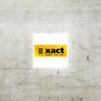 Logo of radio station Radio Exact