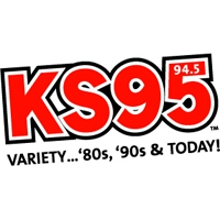 Logo of radio station KSTP
