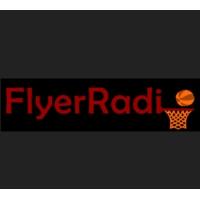 Logo of radio station WUDR Flyer radio 99.5
