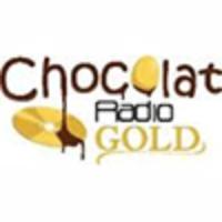 Logo of radio station Chocolat Radio gold