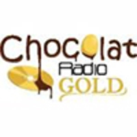 Logo of radio station Chocolat Radio gold