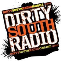 Logo of radio station Dirty South Radio