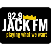 Logo of radio station WBUF 92.9 JACK FM