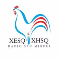 Logo of radio station XESQ Radio San Miguel de Allende