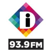 Logo of radio station XHYP Di 93.9 FM