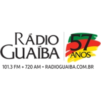 Logo of radio station Rádio Guaíba 720 AM