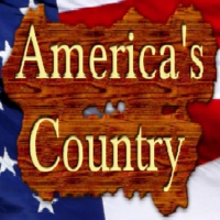 Logo of radio station America's Country