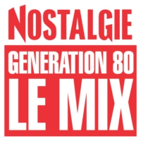 Logo of radio station Nostalgie Génération 80 Le Mix