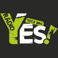Logo of radio station Radio Yes