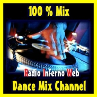 Logo de la radio 100% Mix - RIW DANCE MIX CHANNEL