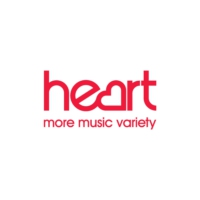 Logo of radio station Heart Radio 106.2