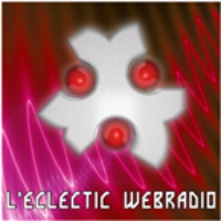 Logo of radio station L'Eclectic Webradio
