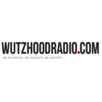 Logo of radio station Wutz Hood Radio
