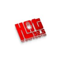 Logo of radio station HOT 92.5