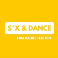 Logo of radio station S*x & Dance Radio