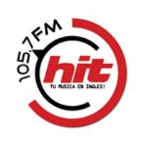 Logo of radio station Radio HIT 105.7