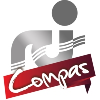 Logo of radio station RCI COMPAS