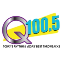 Logo of radio station KXQQ Q100.5