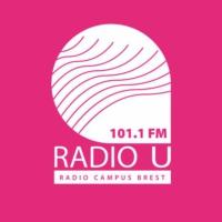 Logo de la radio Radio U 101.1 FM