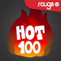 Logo de la radio Rouge Hot 100