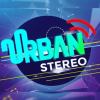 Logo of radio station Urban Stereo