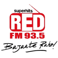 Logo of radio station Red FM 93.5