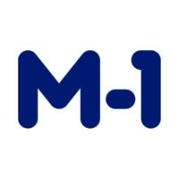 Logo de la radio Radijo stotis M-1